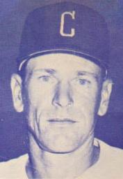 The photo of Goodman used on the cover of the 1965 Cocoa pocket schedule
